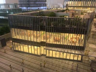 绿地滨江中央广场